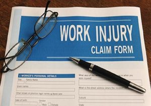Notice of Work Injury